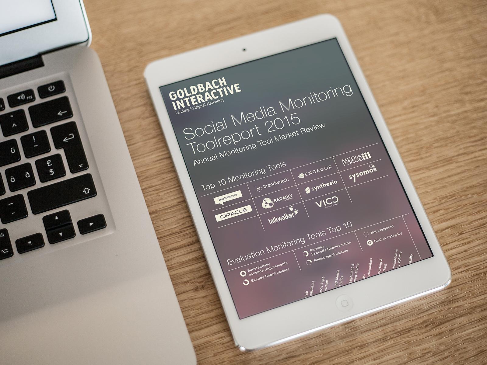 Social Media Monitoring Tool Report