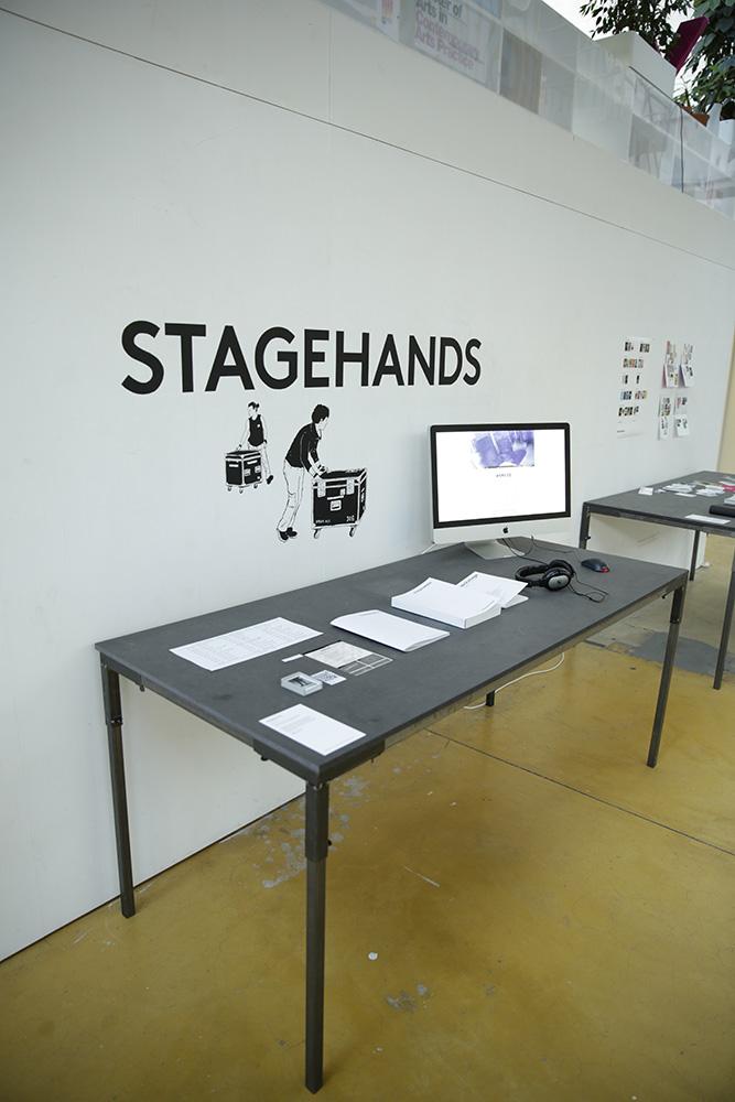 Stagehands — Eine Reportage