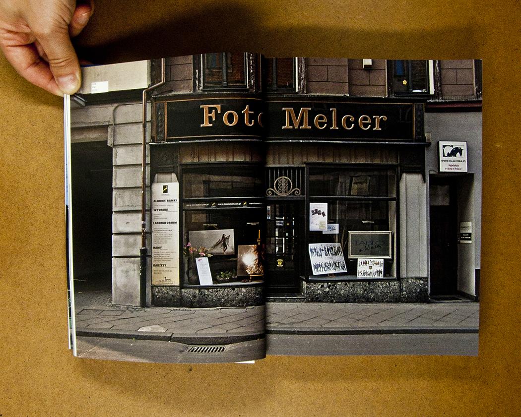Jan Melcer — Ein Fotograf in Tarnowskie Góry